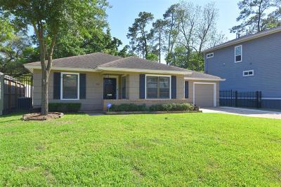 Houston Single Family Home For Sale: 1110 Wynnwood Lane