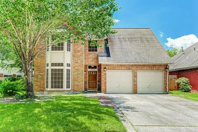 Single Family Home For Sale: 14534 Circlewood Way