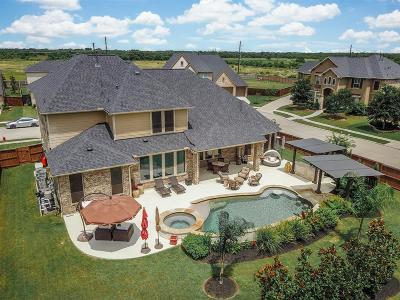 Katy Single Family Home For Sale: 1826 Rice Mill Drive