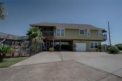 San Leon Single Family Home For Sale: 1226 Edwards Drive