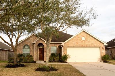 Galveston County Rental For Rent: 849 Crystal Bay Lane