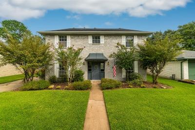 Houston TX Single Family Home For Sale: $264,500