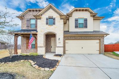 Fort Bend County Single Family Home For Sale: 2302 Blue Jay Lane