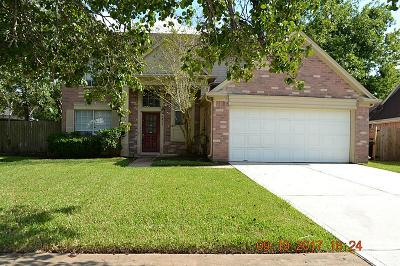 Sugar Land Single Family Home For Sale: 4414 Treasure Trail