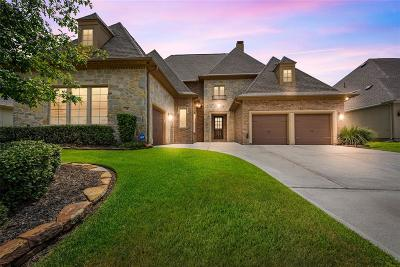 Tomball Single Family Home For Sale: 34 Wooded Overlook Drive
