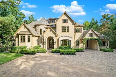 The Woodlands Single Family Home For Sale: 11222 Falconwing Drive