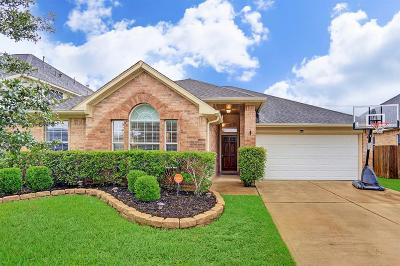 Pearland Single Family Home For Sale: 2612 Dawn River Lane