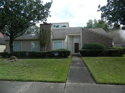 Houston Single Family Home For Sale: 12223 Shelwick Drive