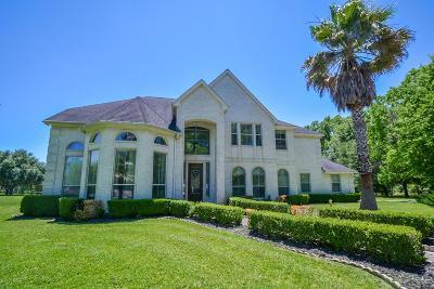 Missouri City Single Family Home For Sale: 3711 Stony Crest