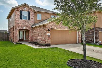 Cypress Single Family Home For Sale: 8210 E Pine Creek Bend