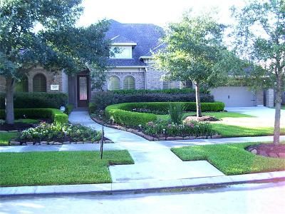 Katy Single Family Home For Sale: 23407 Fairway Valley Lane