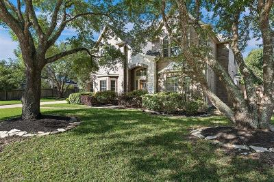Katy Single Family Home For Sale: 5210 Highland Falls Lane