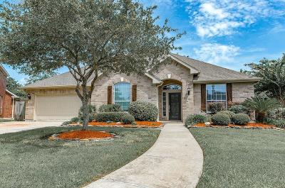 League City TX Single Family Home For Sale: $359,000