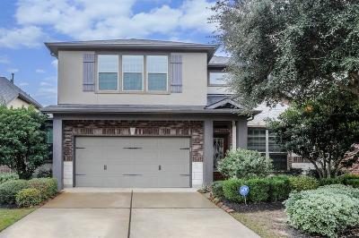 Fulshear Single Family Home For Sale: 6111 Harmony Park Lane