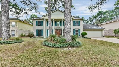 Cypress Single Family Home For Sale: 11407 Sky Way Street