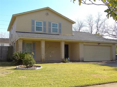 Sugar Land Single Family Home For Sale: 3207 Timber View