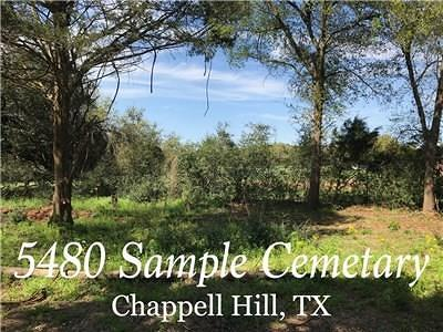Washington County Country Home/Acreage For Sale: 5480 Sample Cemetery Lane