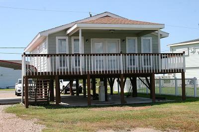 Hitchcock Single Family Home For Sale: 4622 Bayou Lane