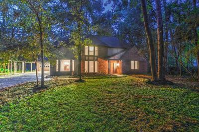 Kingwood Single Family Home For Sale: 2622 Royal Circle Drive