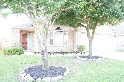 Katy Single Family Home For Sale: 3615 Knights Hollow Court