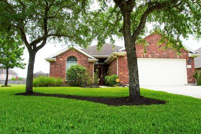 Pearland Single Family Home For Sale: 1901 Eden Glen Lane