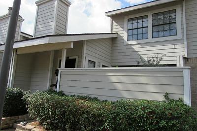 Houston Condo/Townhouse For Sale: 11963 Bob White #856