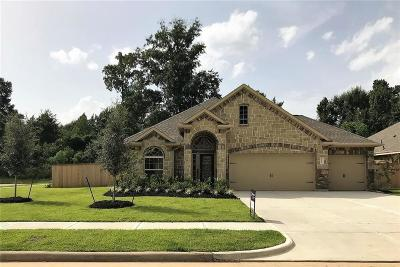 Tomball Single Family Home For Sale: 31103 Raleigh Creek