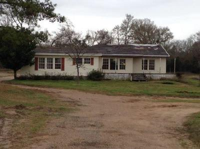 Montgomery Single Family Home For Sale: 11856 Gay Ranch Road