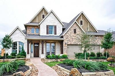 Cypress Single Family Home For Sale: 11211 Ladybird Landing Drive