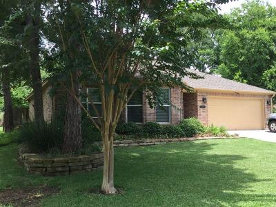 Willis Single Family Home For Sale: 12881 Orion Court