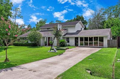 Houston Single Family Home For Sale: 901 Hickorywood Lane
