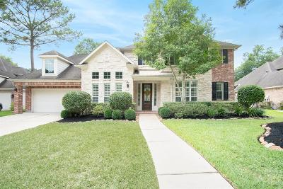 Cypress Single Family Home For Sale: 15411 Mustang Bend Circle