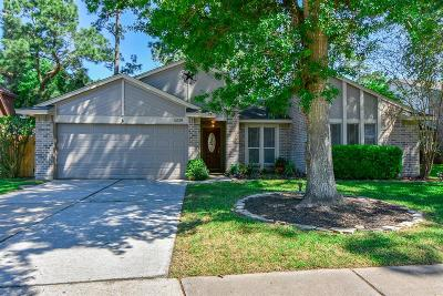 Cypress Single Family Home Option Pending: 11226 Crooked Pine Drive