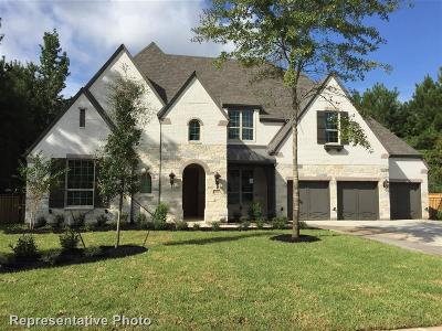Montgomery Single Family Home For Sale: 125 Larkhaven Drive