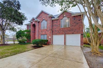 Pearland Single Family Home For Sale: 807 N Wellsford Drive