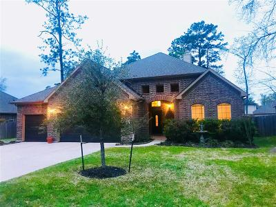 Conroe Single Family Home For Sale: 2004 Brodie Lane