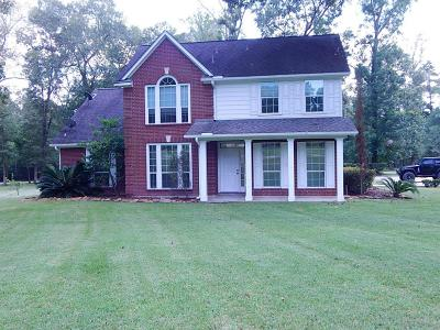 Dayton Single Family Home For Sale: 360 County Road 6331