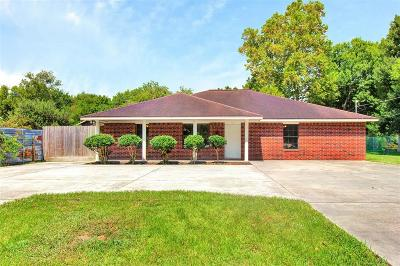 Santa Fe Single Family Home For Sale: 4650 Ike Frank Road