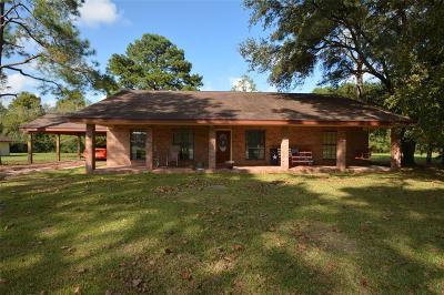 Santa Fe Single Family Home For Sale: 12902 Fm 1764 Road
