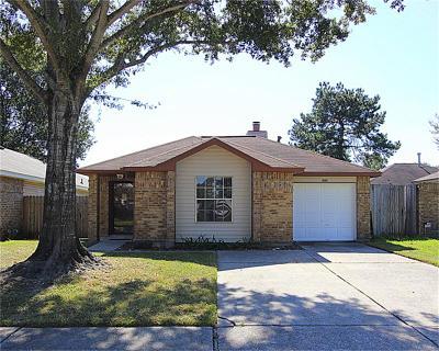 Spring Single Family Home For Sale: 2710 Spring Dusk Lane