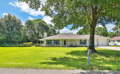 Tomball Single Family Home For Sale: 405 Texas Street