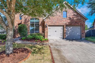 Katy Single Family Home For Sale: 9731 Dill Canyon Lane
