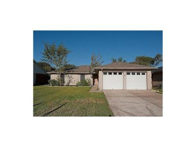 Friendswood Rental For Rent: 16511 Forest Bend Avenue
