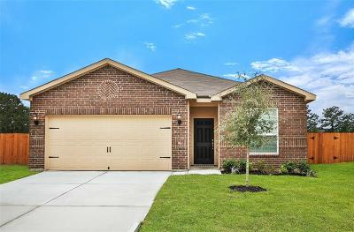 Waller County Single Family Home Pending: 1050 Texas Timbers Drive