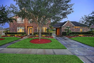 Pearland Single Family Home For Sale: 11804 Crescent Cove Drive