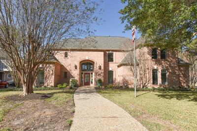 Houston Single Family Home For Sale: 5527 Fragrant Cloud Court