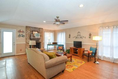 Richmond Single Family Home For Sale: 1811 Settlers Court