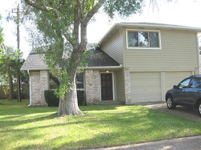 Missouri City Single Family Home For Sale: 8511 Quail Hills Drive