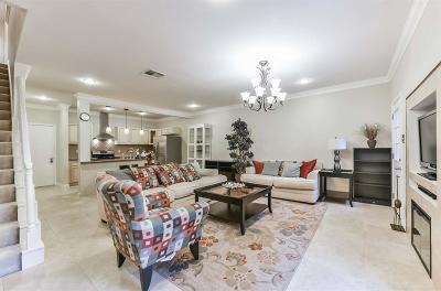 Harris County Condo/Townhouse For Sale: 2826 Holly Hall Street