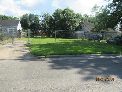 Residential Lots & Land For Sale: 3538 Charleston Street